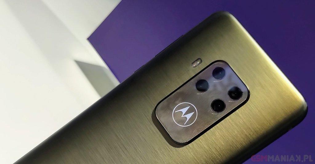 Motorola One Zoom / fot. gsmManiaK.pl