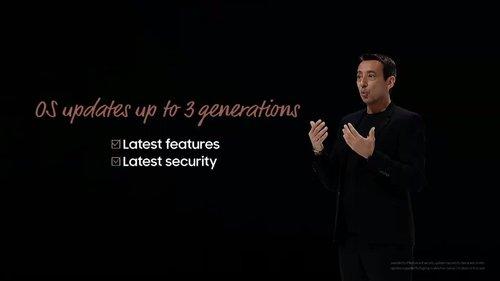 Samsung wydłużył wsparcie dla flagowych Galaxy do trzech generacji Androida / fot. Android Police