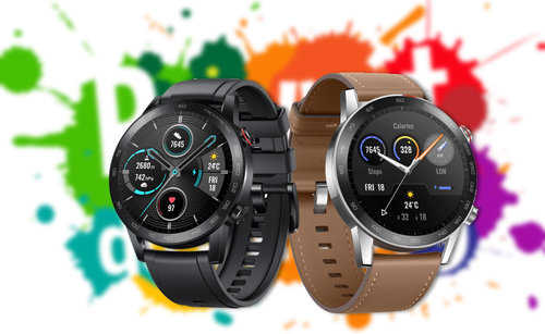 Back to school Honor MagicWatch 2