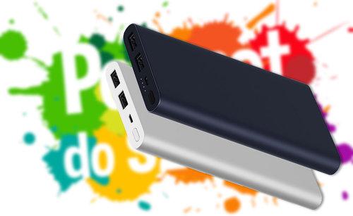 Back to school Xiaomi Mi Power Bank 2S