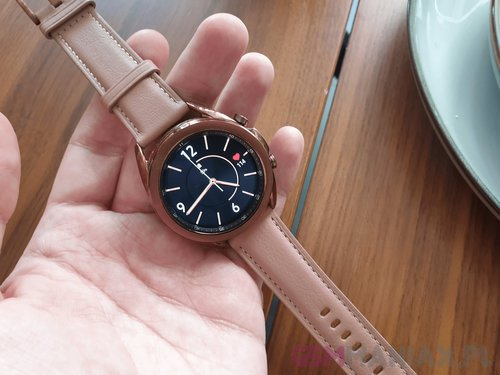 Samsung Galaxy Watch 3 / fot. gsmManiaK.pl