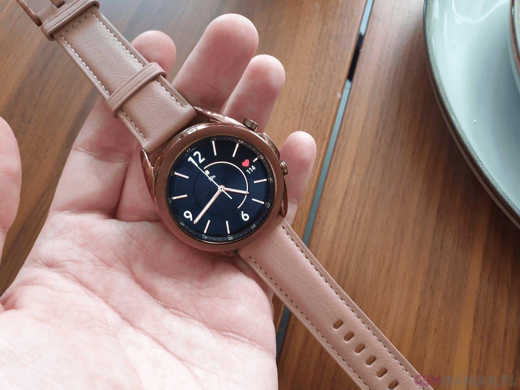 Samsung Galaxy Watch 3 / fot. gsmManiaK.pl