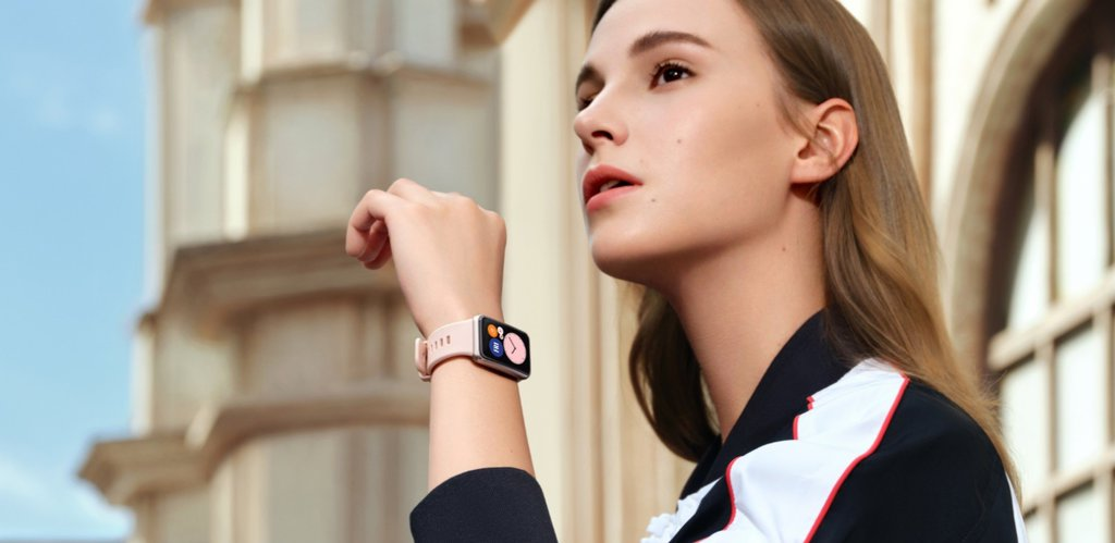 Huawei Watch Fit / fot. Huawei