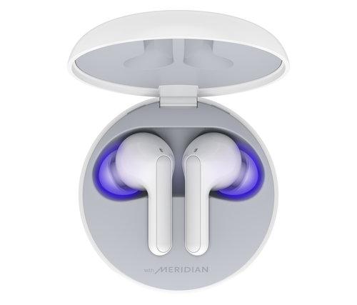 LG - nowe słuchawki Tone Free / fot. LG