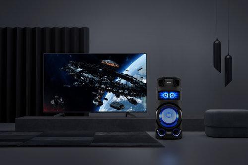 Sony MHC-V73D / fot. Sony