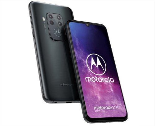 Motorola One Zoom / fot. producenta