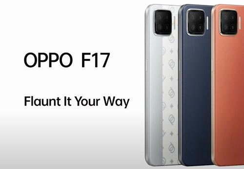 OPPO F17