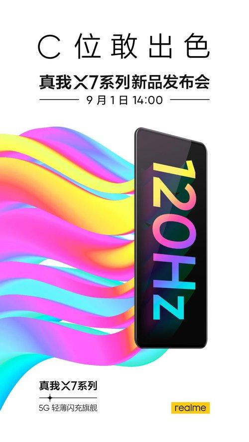Realme X7 2