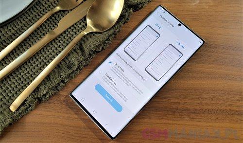 Samsung Galaxy Note 20 Ultra / fot. gsmManiaK