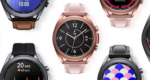 Samsung Galaxy Watch 3/fot. Samsung