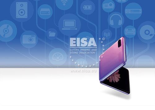 Najlepszy składany smartfon EISA 2020-2021: Samsung Galaxy Z Flip