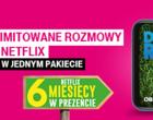 T-Mobile ma dla Was nielimitowane rozmowy i Netflix w jednym pakiecie
