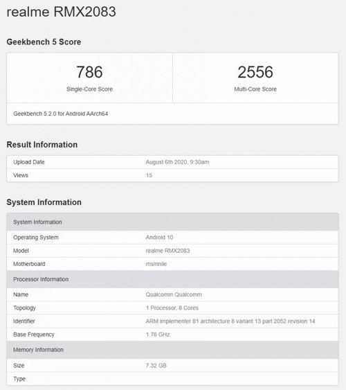 Wynik w Geekbench sugeruje Snapdragona 855+