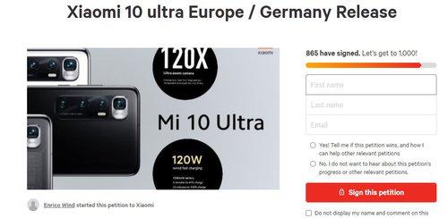 Xiaomi Mi 10 Ultra polska