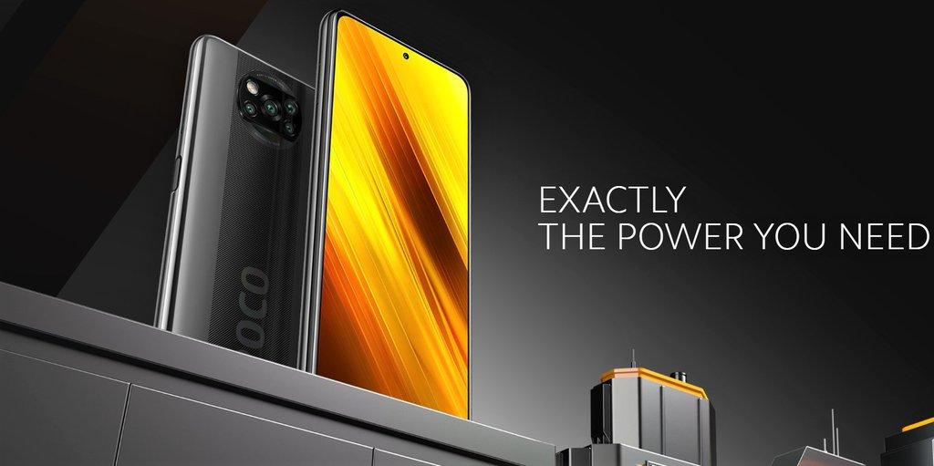 Xiaomi POCO X3 NFC / fot. producenta