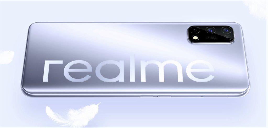 Realme V5 5G / fot. producenta