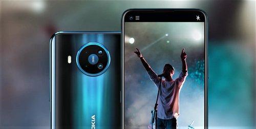 Nokia 8.3 5G / fot. producenta
