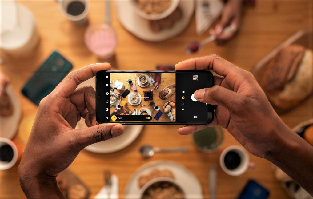 Motorola Moto G9 Play / fot. producenta
