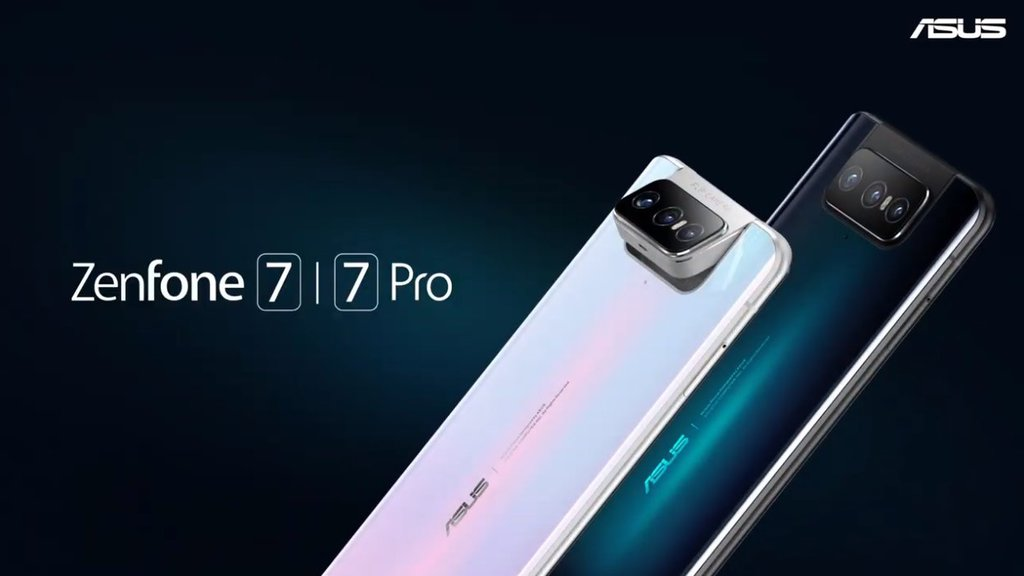ASUS ZenFone 7 i ZenFone 7 Pro / fot. producenta