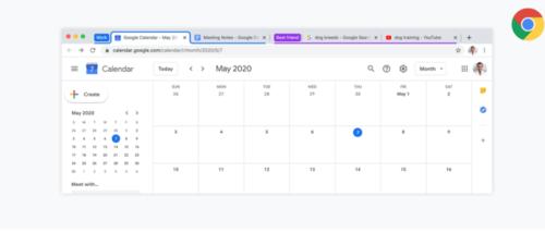 Grupowanie kart jest już dostępne w Google Chrome/fot. Google
