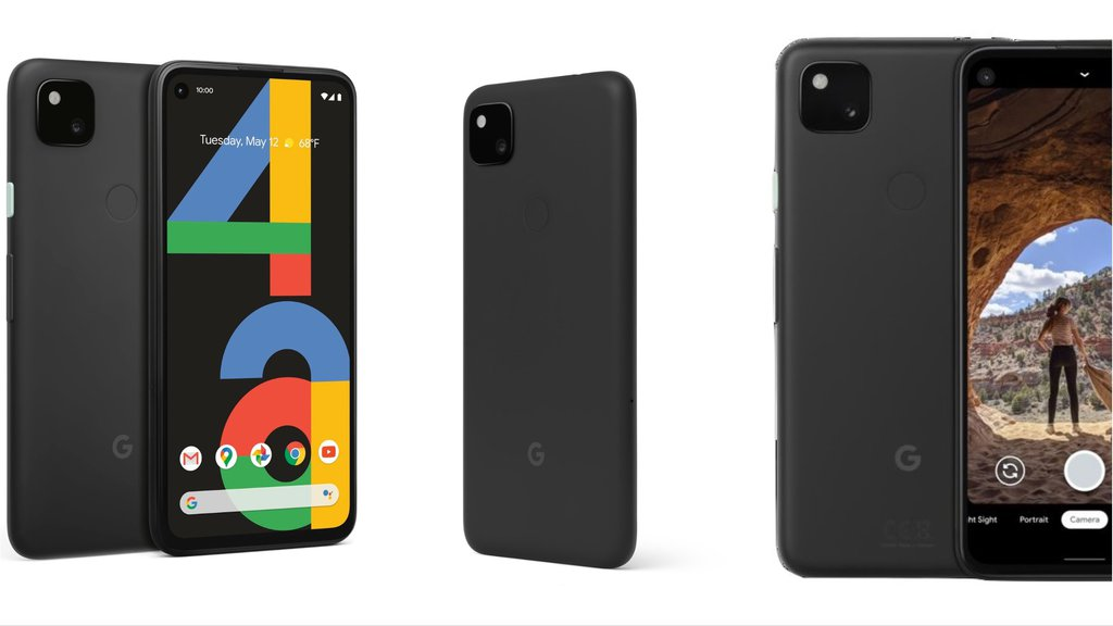 Google Pixel 4a / fot. Ishan Agarwal