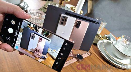 Smartfony Samsung Galaxy Note 20 i przyjaciele / fot. gsmManiaK