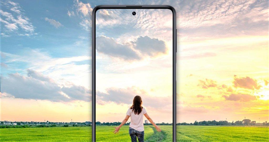 Samsung Galaxy M31s / fot. producenta