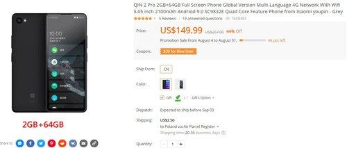 Niezwykły smartfon Xiaomi w sensownej cenie