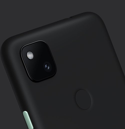 Google Pixel 4a / fot. producenta