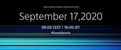 Sony Xperia 5 II zadebiutuje 17 września/fot. Sony