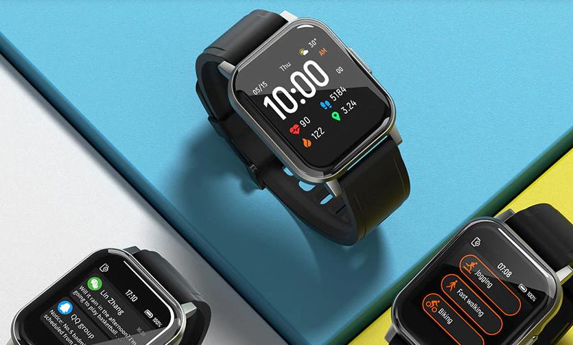 tani smartwatch 115 złotych