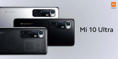 Xiaomi Mi 10 Ultra / fot. producenta
