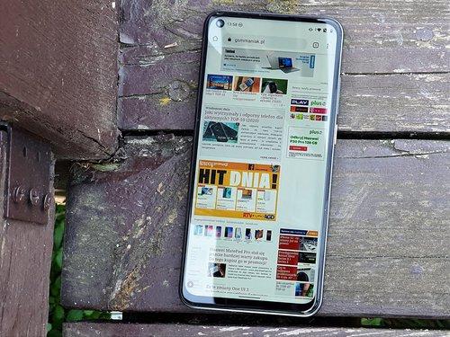 HTC Desire 20 Pro / fot. gsmManiaK.pl