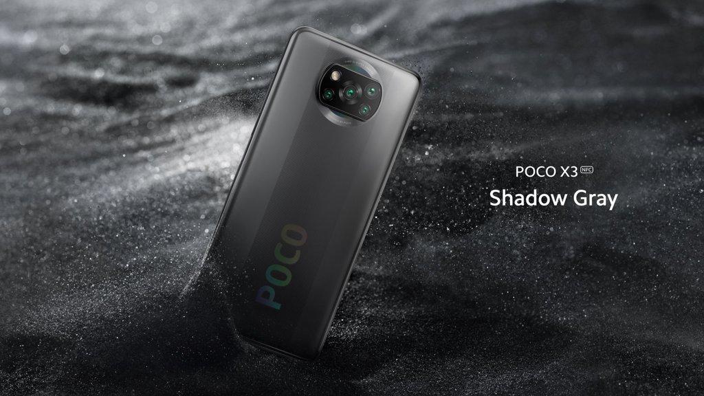Xiaomi POCO X3 / fot. producenta
