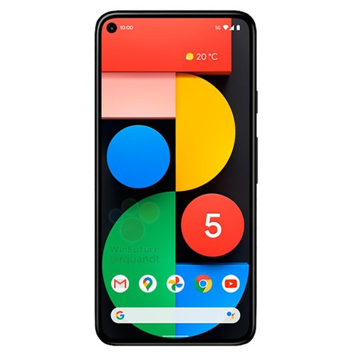 Google Pixel 5 / fot. WinFuture