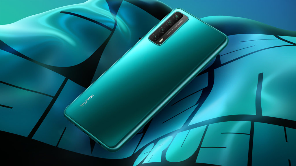 Huawei P Smart 2021 / fot. producenta
