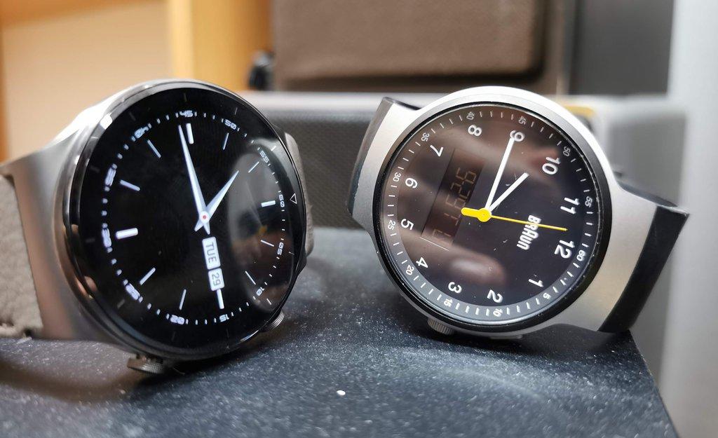 Huawei Watch GT2 Pro  / fot. techManiaK