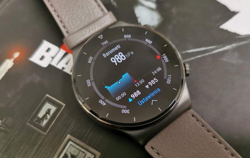 Huawei Watch GT2 Pro  / fot. techManiaK