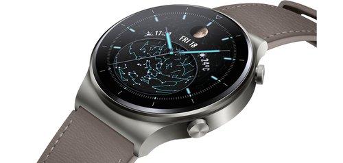 Huawei Watch GT2 Pro i tarcza rodem z reklamy / fot. Huawei