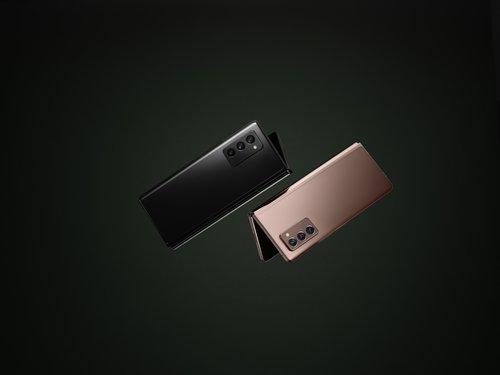 Samsung Galaxy Z Fold 2 / fot. producenta