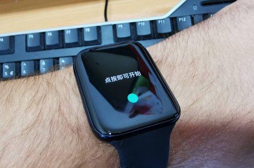 Oppo Watch: pierwsze uruchomienie i chwila grozy, że to nie wersja global ;) / fot. techManiaK