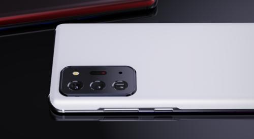 Samsung Galaxy S21/fot. Concept Creator via Sammobile
