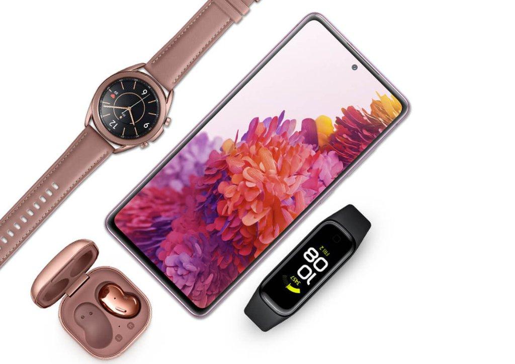 Samsung Galaxy S20 FE / fot. producenta