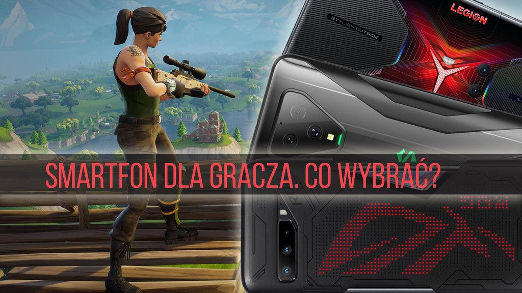 Telefon do gier 2020