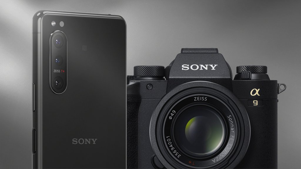 Sony Xperia 5 II / fot. producenta