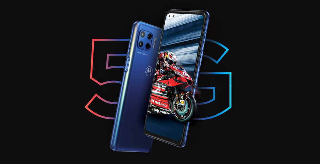 Motorola Moto G 5G Plus / fot. producenta