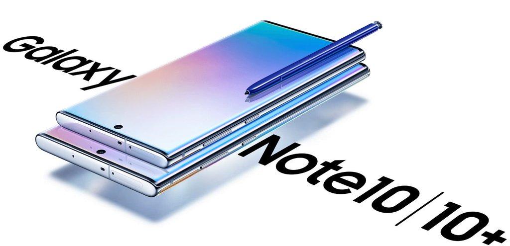 Samsung Galaxy Note 10 i Samsung Galaxy Note 10+ / fot. producenta