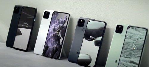 Google Pixel 5 5G/ fot. Google
