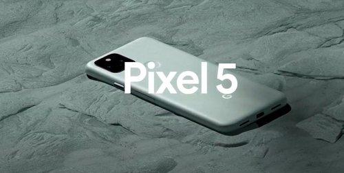 Google Pixel 5 5G / фот. Google
