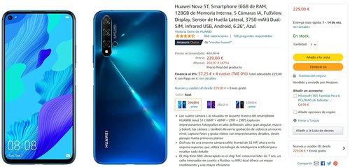 Huawei Nova 5T za mniej niż 1100 złotych to bardzo łakomy kąsek dla fanów mobilnej fotografii